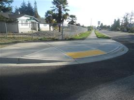 E. Fir Street ADA Improvements
