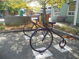 Purchase of Bike Racks