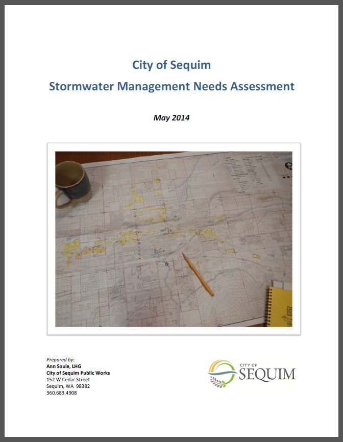 Needs Assessment 2014 cover page