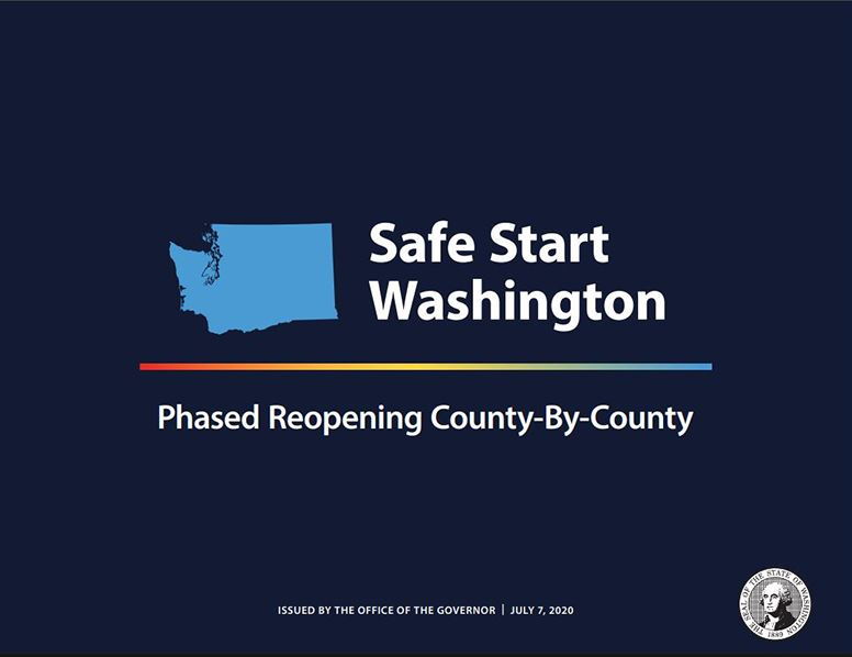 Governor Inslee's Safe Start Plan